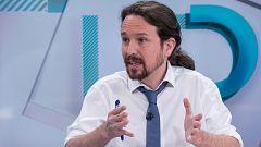 """Iglesias, rechaza la entrada de ministros de Podemos sin perfil político: """"Entre socios tenemos que respetarnos"""""""