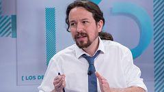 Iglesias pone como ejemplo de reparto de poder el de Colau y Collboni en Barcelona