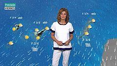 El tiempo en Canarias - 12/07/2019