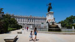 El Tiempo en la Comunidad de Madrid - 12/07/19