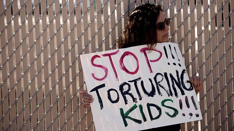 """""""Me quitaron de las manos a mi hijo en EE.UU. y no pude hacer nada"""""""