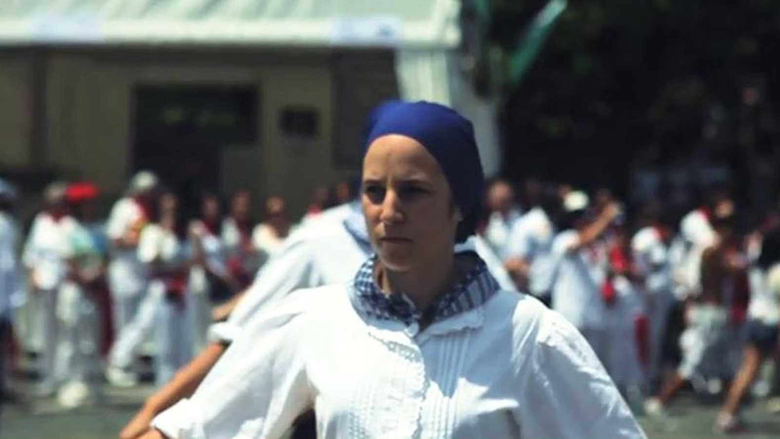 Las mujeres 'Dantzaris'