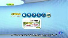 Sorteo ONCE - 12/07/19