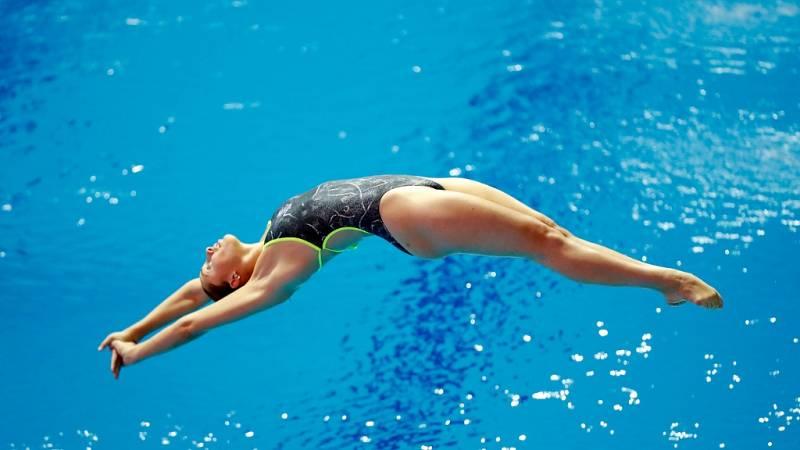 Mundial de Natación de Gwangju - Saltos: 1Mt. Femenino Final- ver ahora