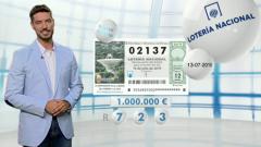 Lotería Nacional - 13/07/19