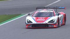 Automovilismo - Internacional GT Open 1ª Carrera Red Bull Ring (Austria)
