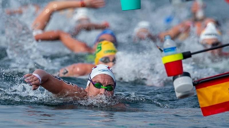 Mundial de Natación de Gwangju - Aguas Abiertas: 10 Kms. Femeninos - ver ahora