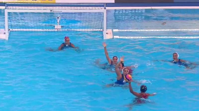 Mundial de Natación de Gwangju - Waterpolo Femenino: España - Grecia - ver ahora