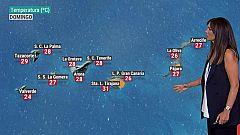 El tiempo en Canarias - 14/07/2019