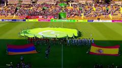 Fútbol - Campeonato de Europa Sub19 Masculino: Armenia - España
