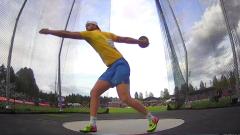 Atletismo - Campeonato de Europa sub-23 sesión vespertina - 14/07/19