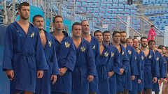 Mundial de Natación de Gwangju - Waterpolo Masculino: Serbia - Montenegro