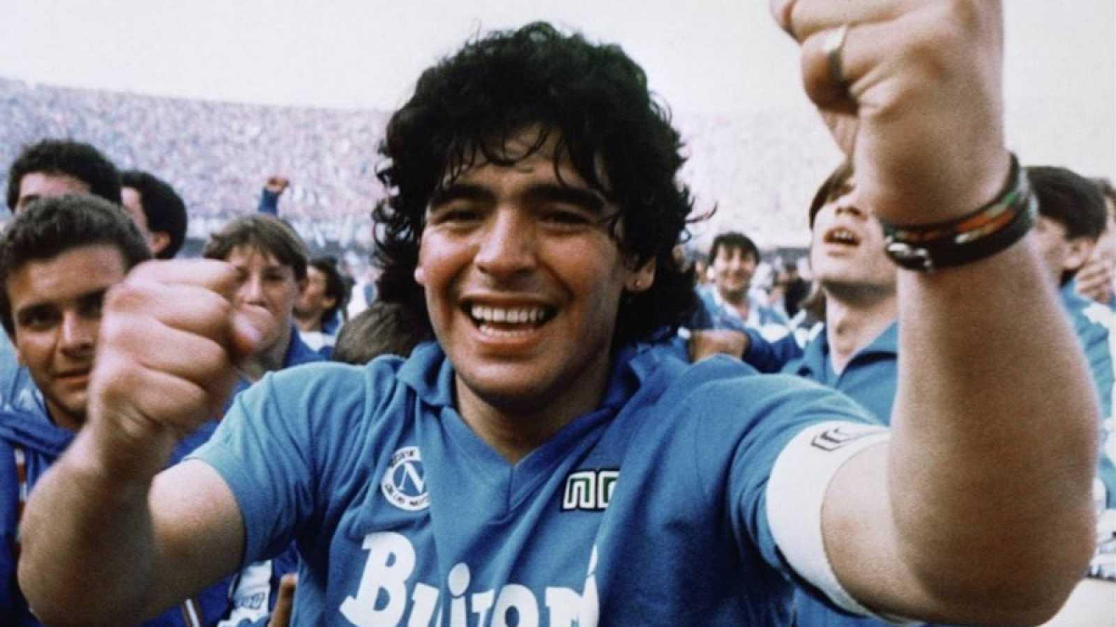 'Diego Maradona'
