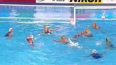 Mundial de Natación de Gwangju - Waterpolo Femenino: Italia - Australia