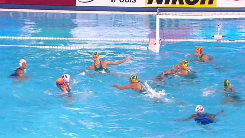 Mundial de Natación de Gwangju - Waterpolo Femenino: Italia - Australia - ver ahora