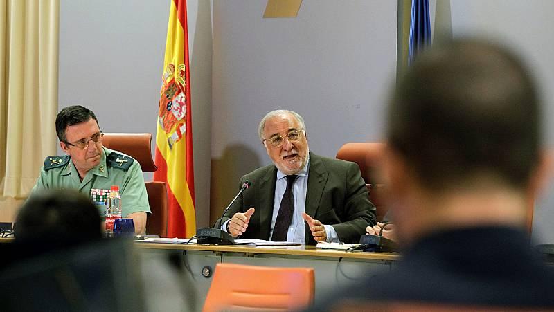 Navarro espera que el descenso en las víctimas mortales en 2018 se consolide tras este verano