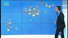 El temps a les Illes Balears - 15/07/19