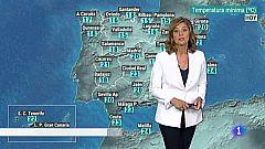 El Tiempo en Extremadura - 15/07/19