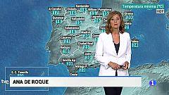 El tiempo en Andalucía - 15/07/19
