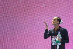 Ona Carbonell se convierte en la mujer con más medallas de la historia de los Mundiales