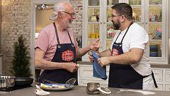 Hacer de comer - Sardinas en escabeche y lomo asado con ciruelas