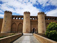 España Directo -  Aljafería de Zaragoza