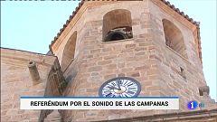 El conflicto por el sonido de las campanas de una iglesia en un pueblo de Teruel llega hasta el consejo de ministros