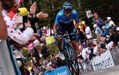 Tour 2019: Mikel Landa se cae en la décima etapa y pierde más de dos minutos