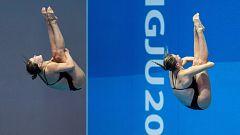 Mundial de Natación de Gwangju - Saltos: 3Mts. sincronizados femeninos Final