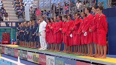 Mundial de Natación de Gwangju - Waterpolo Femenino: España - Kazakhstán