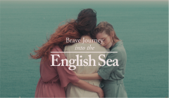 June's Kaleidoscope - Brave journey into the English Sea