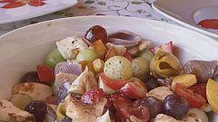 Aquí la tierra - Pasta y fruta, ¡la combinación del verano!