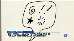 La Fundació Brossa exposa poesia experimental