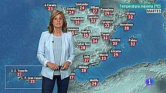 El Tiempo en Extremadura - 16/07/19
