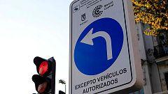 El juez mantiene las multas de Madrid Central porque prima la salud y el medio ambiente