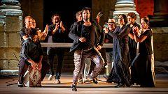 Llega 'Dionisio' a Mérida con el que Amargo fusiona flamenco, ballet y danza