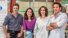 RTVE rueda su nueva serie diaria 'Mercado Central'