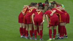 Fútbol - Campeonato de Europa Sub19 Femenino: España - Bélgica