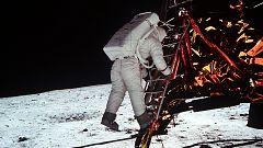 Viajar a la Luna para contarlo: la historia de las imágenes tomadas por la misión Apolo 11