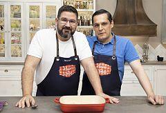 """El chef Isaac Loya visita """"Hacer de comer"""""""