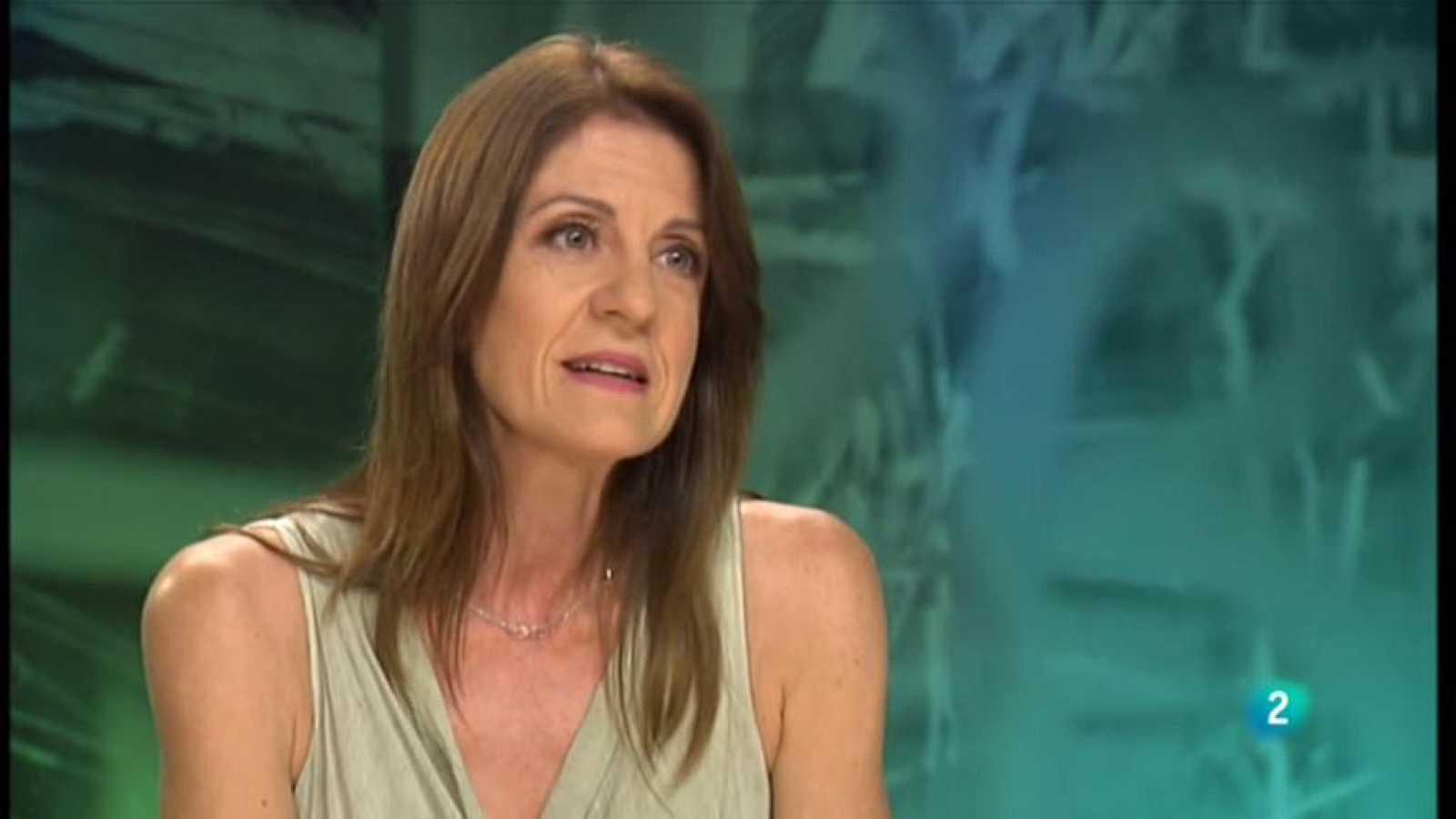 Vídeo de Noms Propis amb l'entrevista a la psicòloga Maribel Martínez