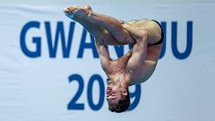 Mundial de Natación de Gwangju - Saltos: Preliminares 3mt masculinos