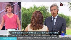 La mañana - La madre de la niña sevillana con autismo también denuncia agresiones a su hija