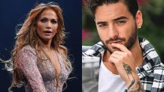 Corazón - Maluma y Jennifer López son novios en la ficción