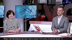 La tarde en 24 horas - Entrevista: Paloma Llaneza.