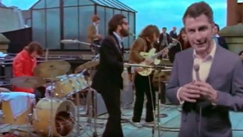 Viaje a 1969: el último concierto de los Beatles