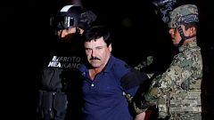 El Chapo, condenado a cadena perpetua por narcotráfico