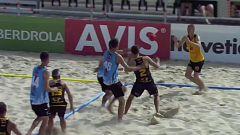 Balonmano Playa - Arena Handball Tour 4. Cádiz. Resumen