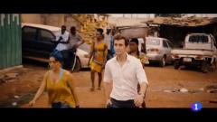 Esteban Crespo dirige a Raúl Arévalo en 'Black Beach', una historia a contrareloj
