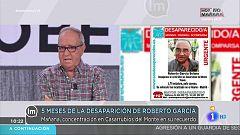 La mañana - Entrevista al hermano del desaparecido en Casarrubios del Monte hace 5 meses